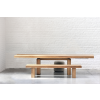 Ethnicraft - Oak Double extendable dining table - 200/300x100x76 cm