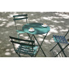 Fermob -Bistro - Table  Dia.60/ Acapulco Blue