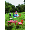 Fermob -Luxembourg Kid - Armchair/ Chili