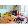 Fermob -Luxembourg Kid - Table 76 X 55.5/ Honey